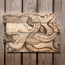 amazon com octopus art octopus print ocean decor ocean art beach