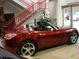 saturn sky red 2009 ruby red saturn sky red line ruby red special edition