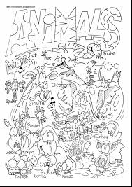 superb animal cracker coloring pages with zoo animals coloring