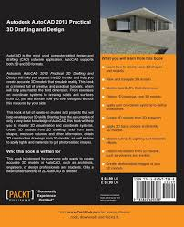 autodesk autocad 2013 practical 3d drafting and design joão