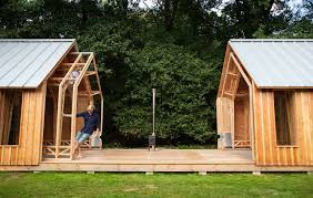 eindhoven inhabitat green design innovation architecture dutch man with formal architecture training built his mom transforming garden shed
