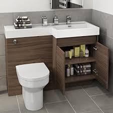 Modern Walnut Bathroom Vanity 1200 Mm Modern Walnut Bathroom Vanity Unit Basin Sink Toilet