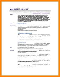resume profile example profile examples high frizzigame