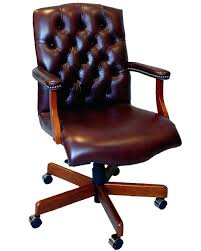 Officechairs Design Ideas Brown Leather Executive Office Chair 3 Design Ideas For
