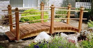 Backyard Bridge Garden Arch Bridges Span The Ages