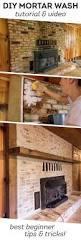 how to remove brick fireplace binhminh decoration
