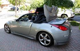 nissan 350z price new fs custom 2004 nissan 350z touring roadster