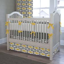 Black And Yellow Crib Bedding Bedroom Fabulous Elephant Crib Bedding With Black Carpet And