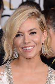 whatbhair texture does sienna miller have sienna miller hair style file side swept bobs and blonde bobs