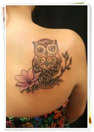 owl tattoo stock photos images u0026 pictures shutterstock