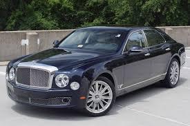 2014 Bentley Mulsanne Stock 4n018866 For Sale Near Vienna Va