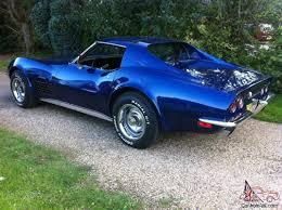 corvette uk price 1970 c3 corvette stingray l46 5 7 4 speed manual in mint condition