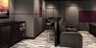 media room acoustic panels how to purchase a custom home theater or acoustic art panel