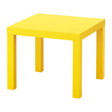 lack ikea lack side table yellow 21 5 8x21 5 8 ikea