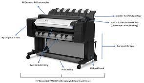 hp design hp designjet t2530 multifunction