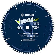 Blade For Cutting Laminate Flooring Bosch Dcb1072 Daredevil 10 Inch 72 Tooth Laminate Flooring