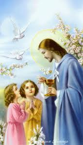 imagenes de jesus lindas ver imagen de jesús rodeado de niños que estas listos para recibir