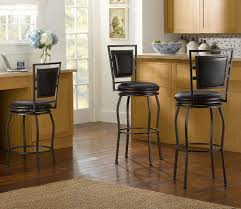 Linon Kitchen Island Linon Townsend 3 Piece Adjustable Stool Set Walmart Com