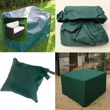 295x203x89cm Waterproof Garden Outdoor Furniture Dust Cover Table