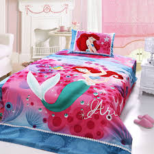Comforters Bedding Sets Ariel Princess Bedding Set Size Ebeddingsets