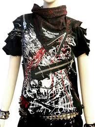 desain baju jepang kaos design dari negara jepang dan trendnya distro harajuku