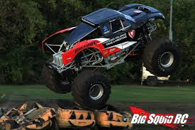 monster truck bigfoot video bigfoot open house trigger king monster truck race16 big squid