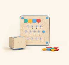 Create Your Own Toy Box by Cubetto A Robot Teaching Kids Code U0026 Computer Programming