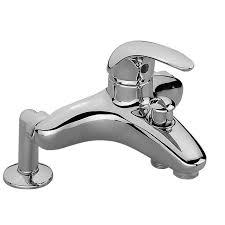 huber nm000083 single lever bath mixer