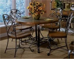 slate dining table set round slate dining table dining room ideas