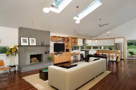 Ceiling Colors For Living Room by Skylight Installation Tips Diy