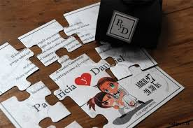 faire part mariage puzzle un faire part de mariage puzzle oui ou non avant le mariage