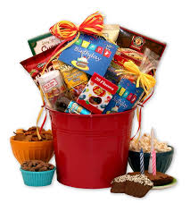 birthday care package birthday care packages birthday gifts gift basket bounty