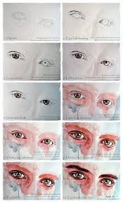 best 25 watercolor eyes ideas on pinterest watercolor