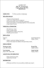 Free Sample Resume Templates Word Job Resume Template Word Sample Gym Resume Template Microsoft