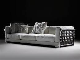 rembourrage canapé cuir canapé cestone sofas design terre design
