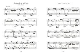 ludwig van beethoven sheet music for piano from easy to