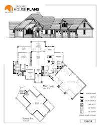 rambler house plans with walkout bat spokane house plans free printable images
