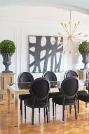 Black Dining Room Chairs 62 Best Dining In Style Images On Pinterest Dining Room Dining