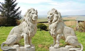 lions statues for sale garden lion statue home design ideas and pictures