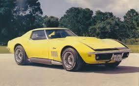 how much is a 1969 corvette stingray worth top 10 rarest cars 1969 chevrolet corvette zl 1