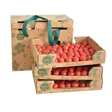 fruit boxes wax coated cardboard boxes for not wax fruit buy paper fruit box