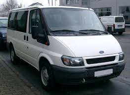 ford transit brief about model