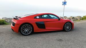audi r8 review audi r8 is an everyday supercar chicago tribune