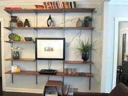 Computer Wall Desk Wall Rack Ideas Pictures Display Shelf Computer Desk Shelves