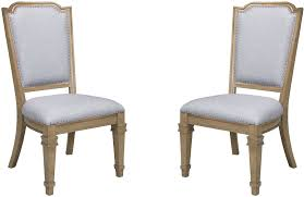 donny osmond home decor modern vintage dining chair by donny osmond set of 2 from coaster