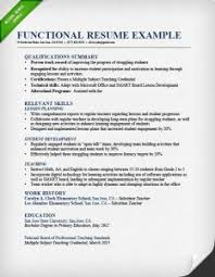 formats for resume resume format guide chronological functional combo