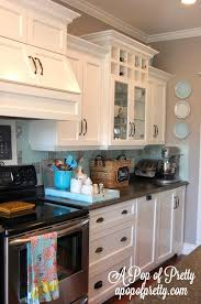 blue painted console table makeover it all started with a