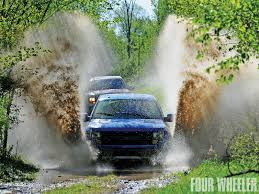 Ford Raptor Mud Truck - to the credit of its development team ford has continually
