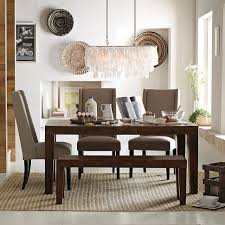 Carroll Farm Dining Table Farm Dining Table Farming And Table Bench - West elm dining room table