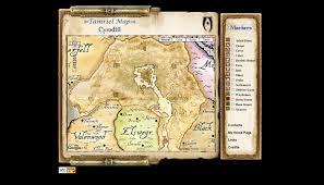 Oblivion Map Professional Websites Designed By Leonardo Gandini